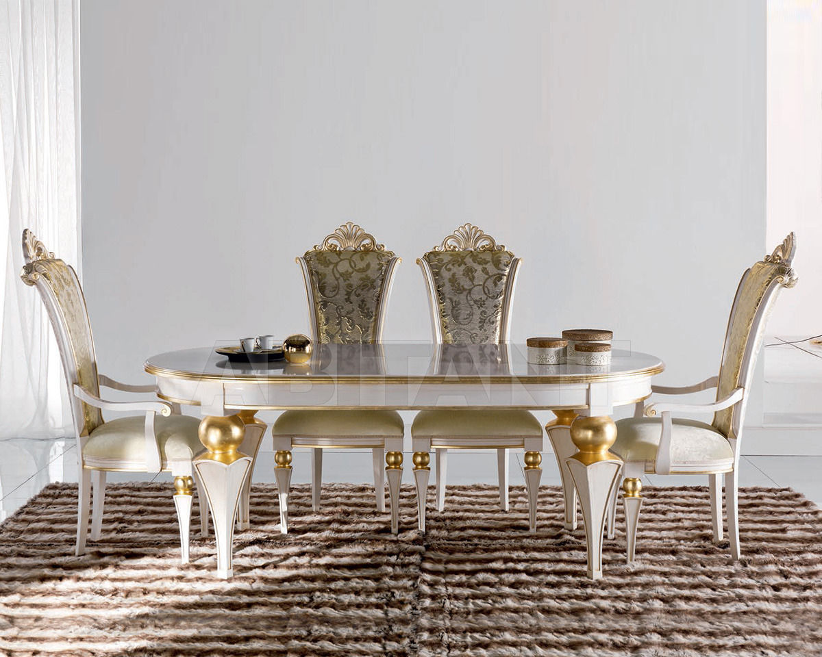 Купить Стол обеденный BS Chairs S.r.l. Tintoretto 3318/T