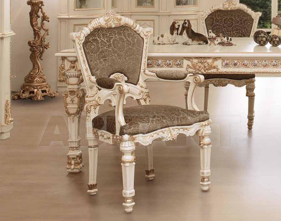Купить Стул с подлокотниками DANTON Asnaghi Interiors Office Collection 951321