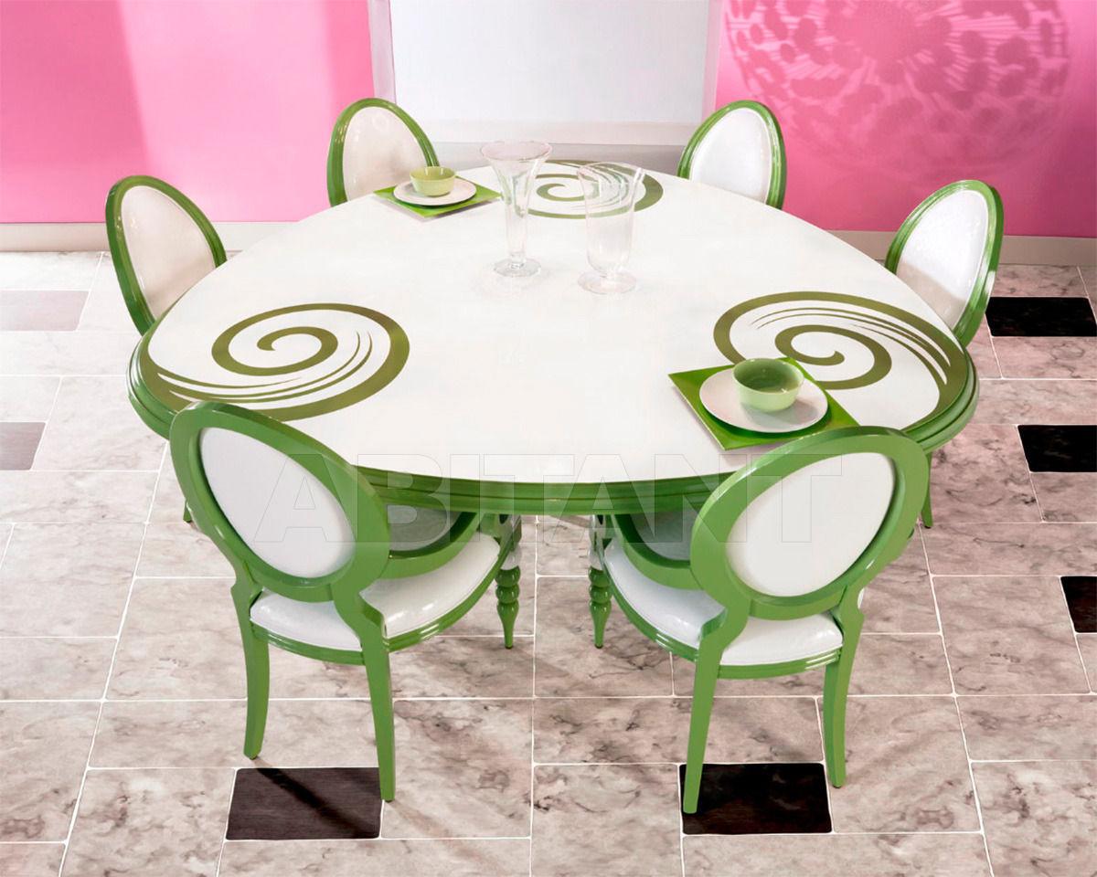 Купить Стол обеденный BS Chairs S.r.l. Tintoretto 3316/T