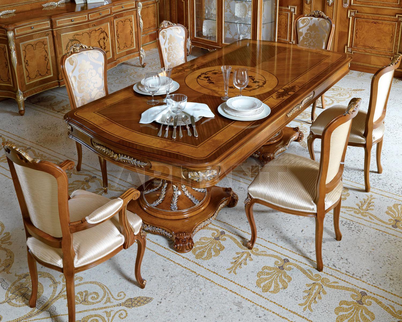 Купить Стол обеденный LA FENICE Boghi Arredamenti 2012-2013 606 Tavolo