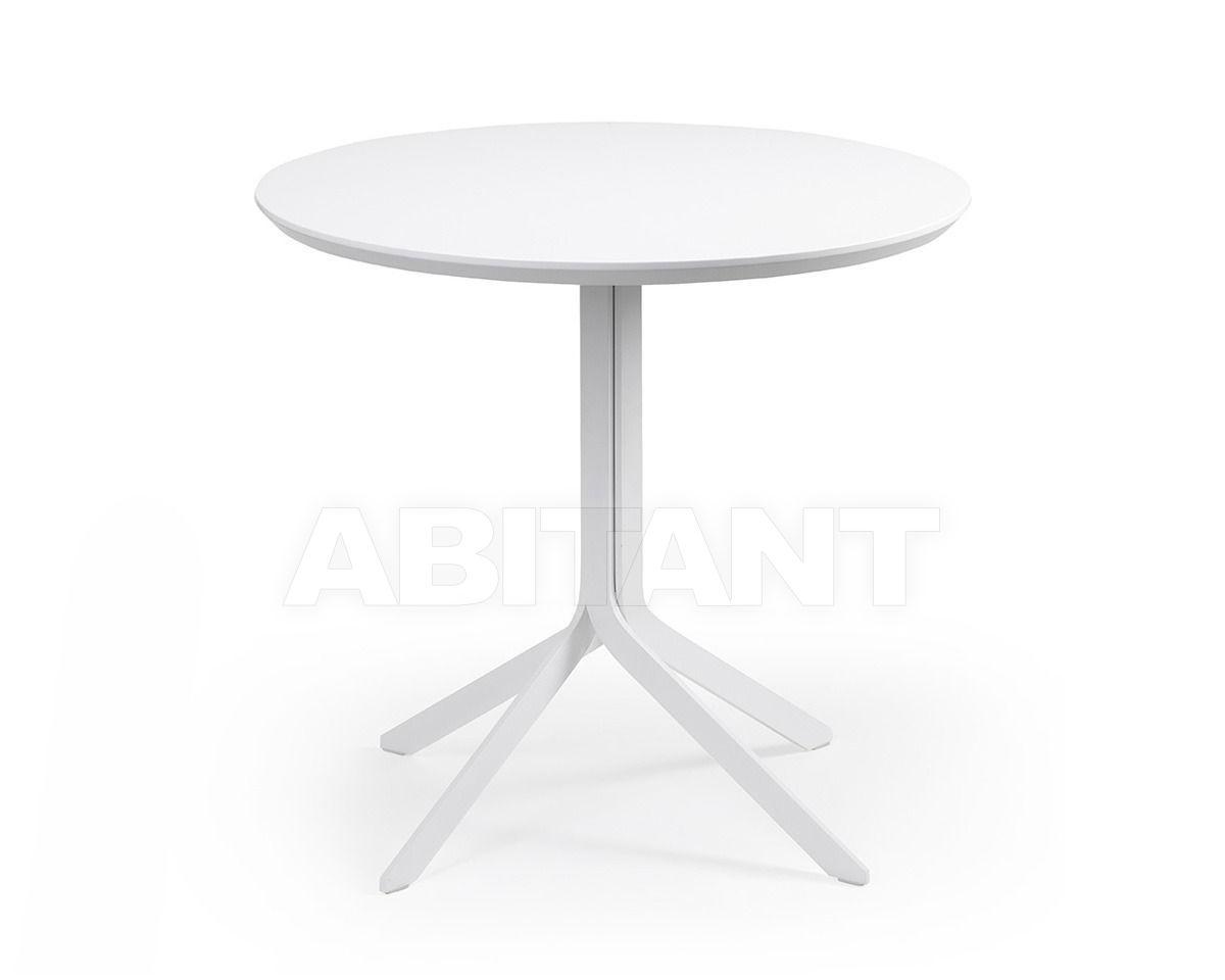 Купить Столик кофейный TONIC METAL Rossin Srl Contract TON9-HO-080-1