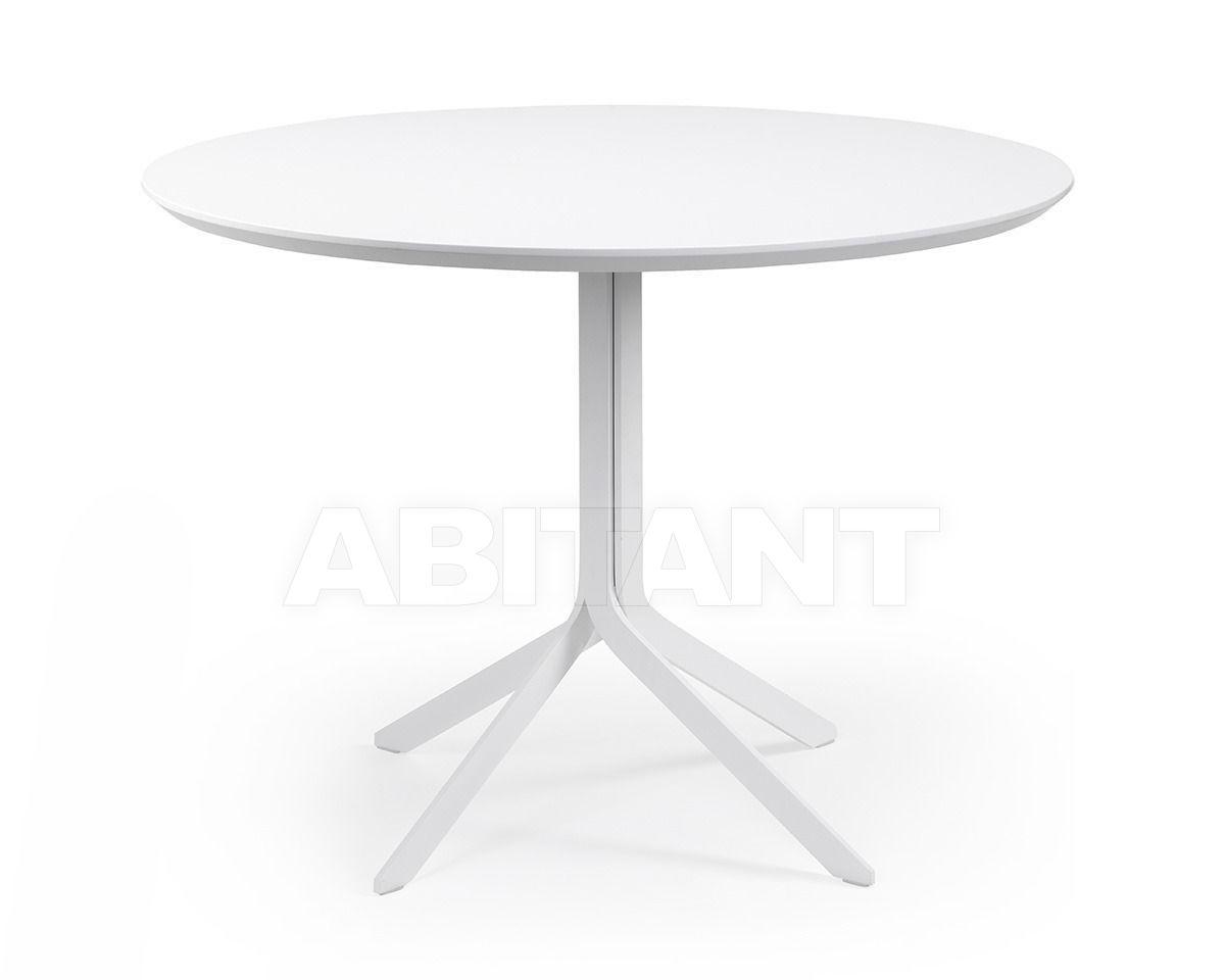 Купить Столик кофейный TONIC METAL Rossin Srl Contract TON9-HO-100-1