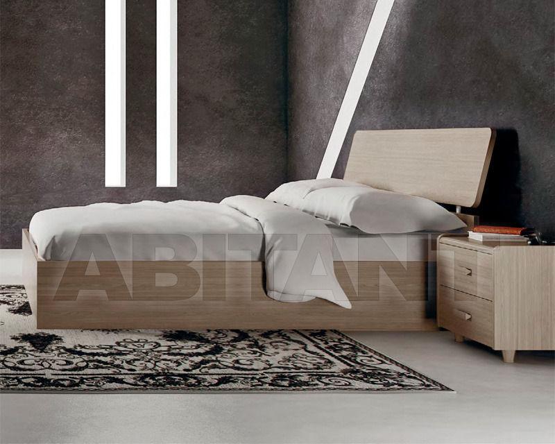 Купить Кровать Santa Lucia Notte LT404P
