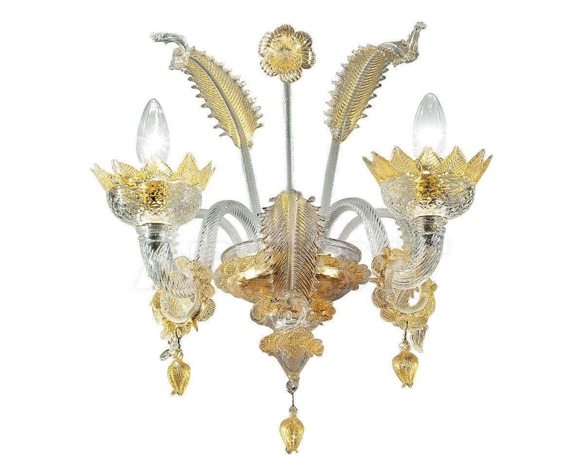 Купить Светильник настенный Glass&Glass 2013 2208/A1