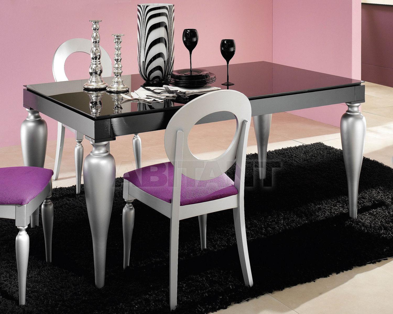 Купить Стол обеденный ROMEO Eurosedia Design S.p.A. 2013 734022 735120