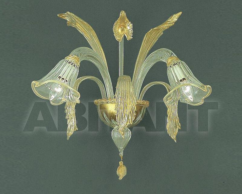 Купить Бра Lavai lavorazione vetri artistici di Giuliano Statua & C. 2007 202/A2