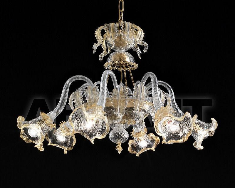 Купить Люстра Lavai lavorazione vetri artistici di Giuliano Statua & C. 2007 211/C6