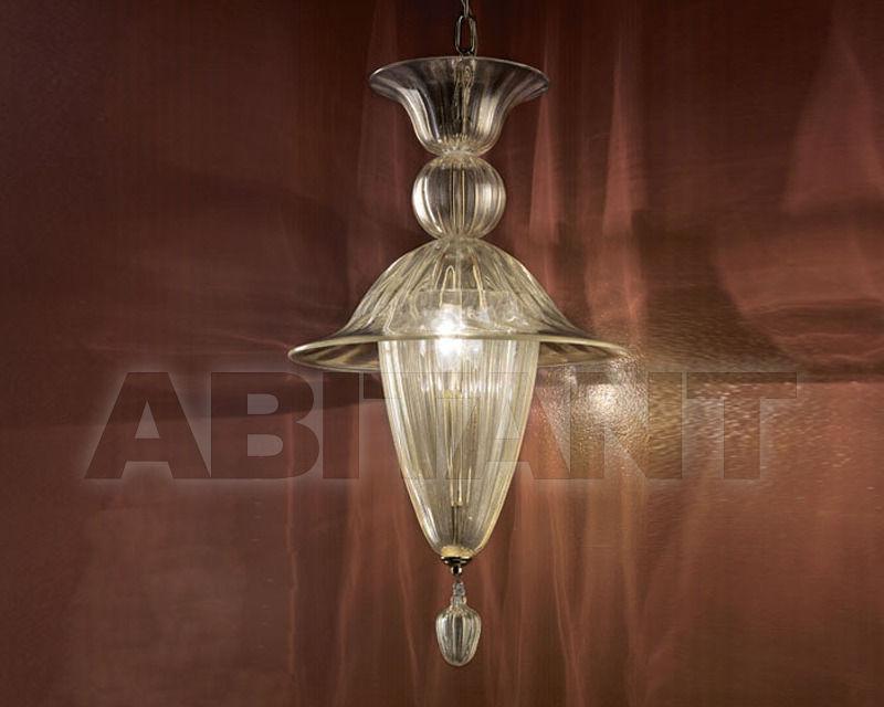Купить Светильник Lavai lavorazione vetri artistici di Giuliano Statua & C. Oliva 6006/1