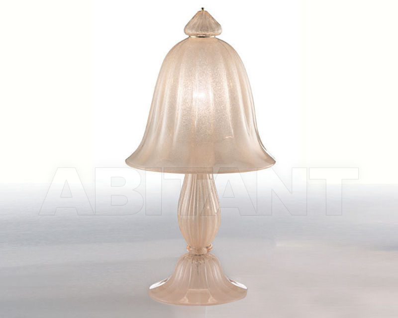 Купить Лампа настольная Lavai lavorazione vetri artistici di Giuliano Statua & C. Bracere 6008/1LT