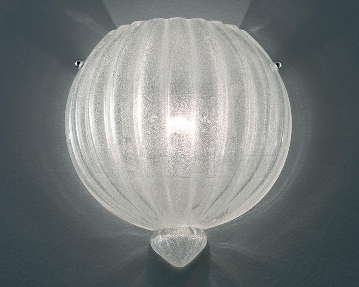 Купить Светильник настенный Lavai lavorazione vetri artistici di Giuliano Statua & C. Sfera 6010/2A