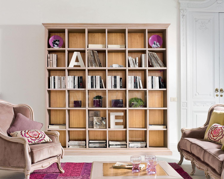 Купить Шкаф книжный ALEXANDER Tonin Casa Arc En Ciel 1669