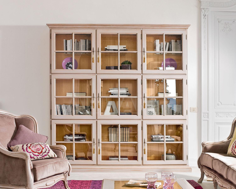 Купить Шкаф книжный ARTEMIS Tonin Casa Arc En Ciel 1667