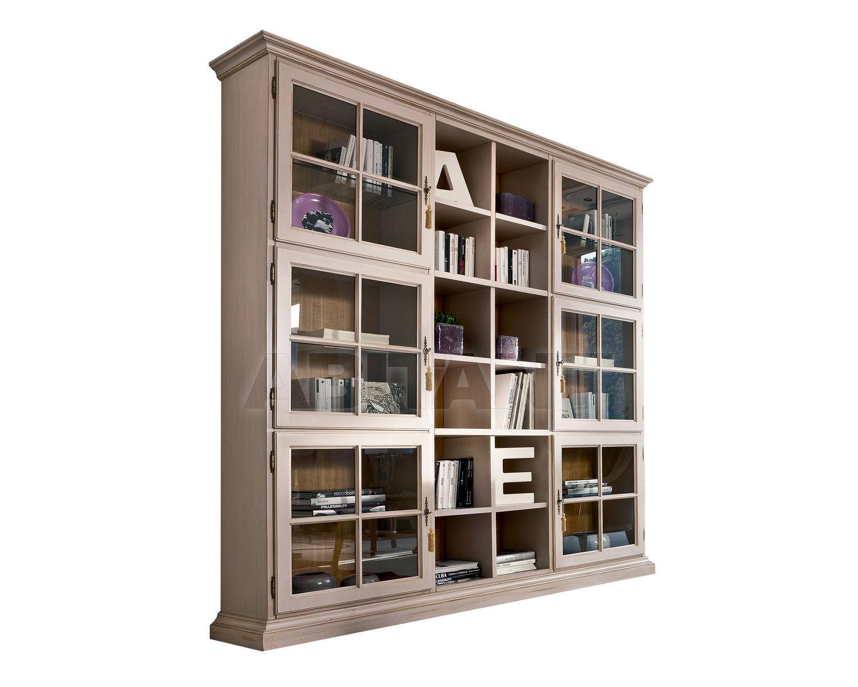 Купить Шкаф книжный AVERY Tonin Casa Arc En Ciel 1665