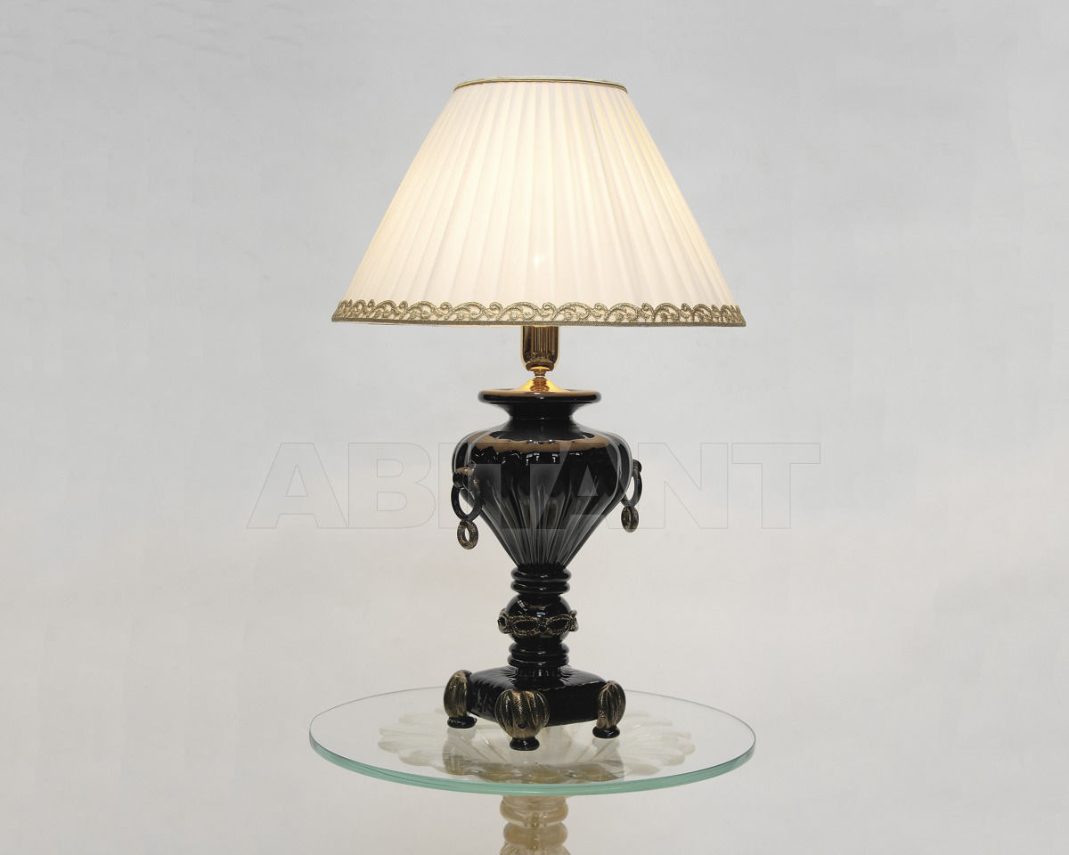 Купить Лампа настольная Cavalliluce di Mirco Cavallin Venice 401LT Nero