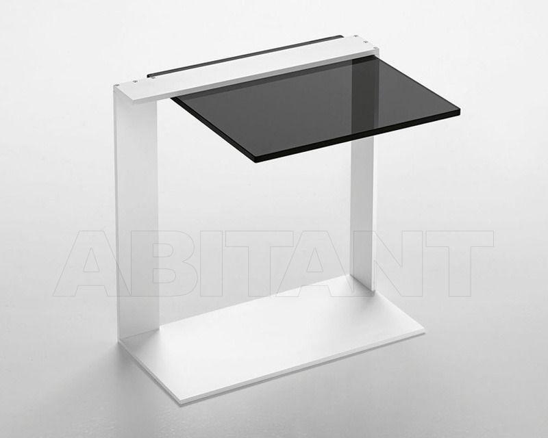 Купить Столик приставной Tonelli Design Srl News Joliet BIANCO 2