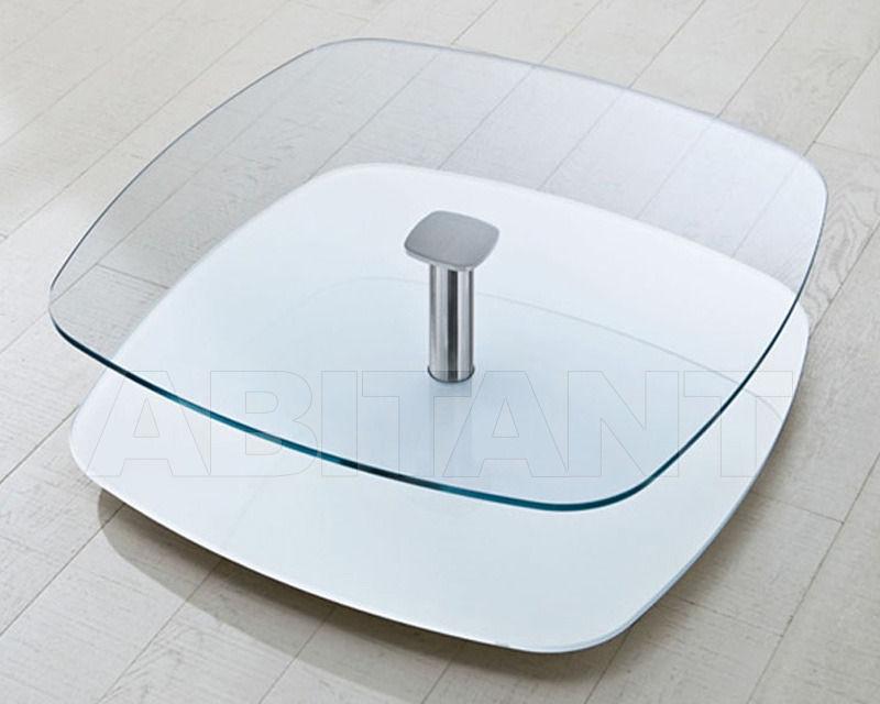Купить Столик журнальный Tonelli Design Srl News Lessico quadrato BIANCO