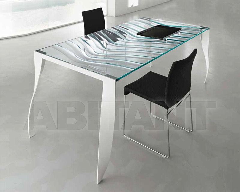 Купить Стол обеденный Tonelli Design Srl News Luz de luna BIANCO