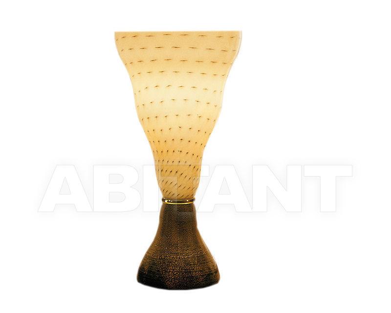 Купить Лампа настольная vivia t Leucos Idea 0004048 yellow