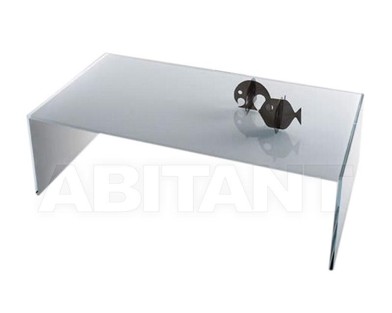 Купить Столик журнальный Tonelli Design Srl News Qubik Verniciato bianco