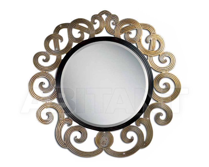 Купить Зеркало настенное NOVECENTO Carpanelli spa Night Room SP 11 F17