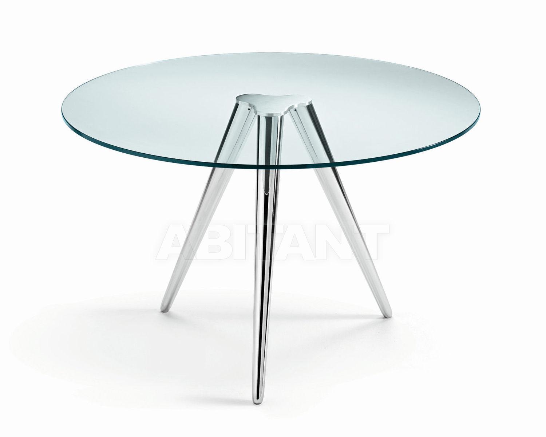 Купить Стол обеденный Tonelli Design Srl News Unity GAMBE CROMATE