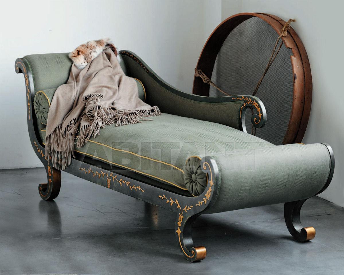 Купить Кушетка Contesa Patina by Codital srl Exquisite Furniture S12 ST / LF