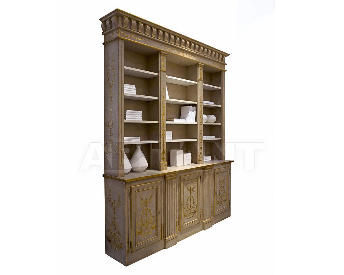 Купить Библиотека RIALTO Patina by Codital srl Exquisite Furniture C52 LG / HT