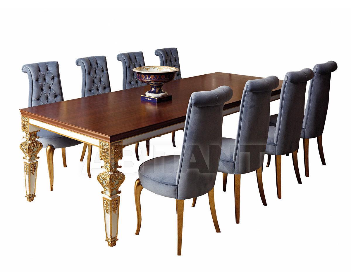 Купить Стол обеденный IMPERO Patina by Codital srl Design IM/T 1800/28 RC