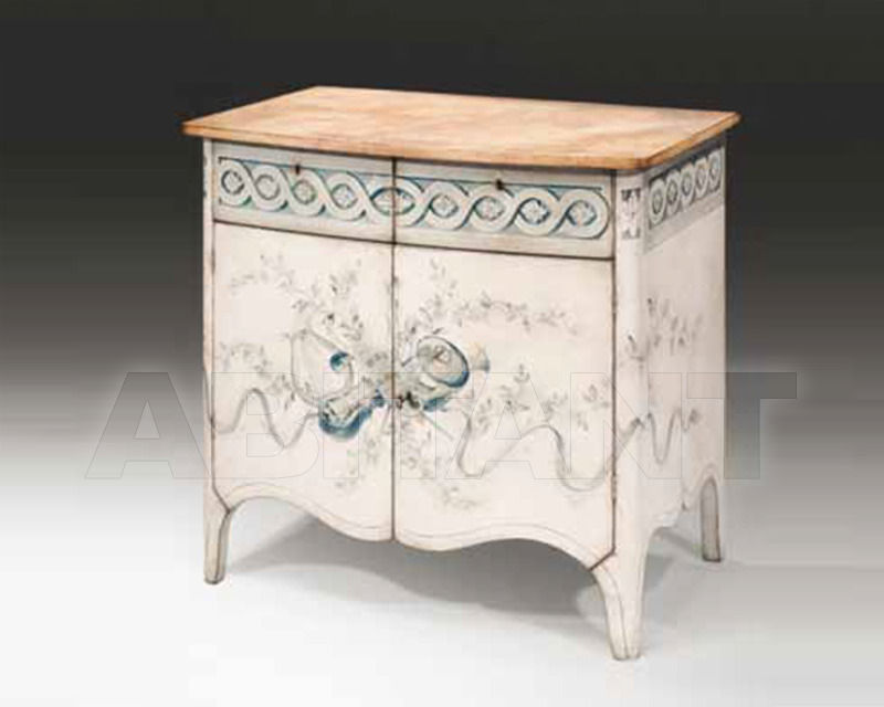 Купить Комод Torino Bow Patina by Codital srl Exquisite Furniture C34 ST / CA