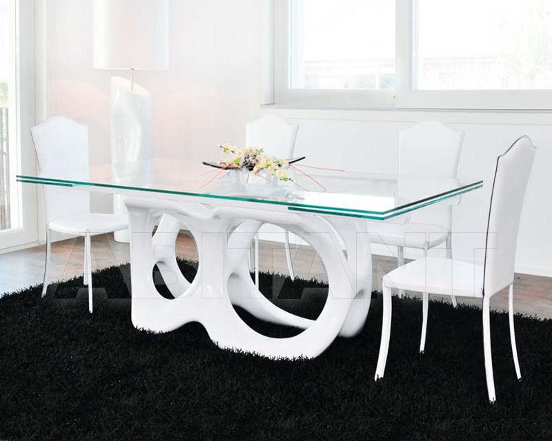 Купить Стол обеденный Unico Italia Zero Sei TAV041