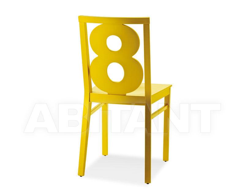 Купить Стул NUMBERS Billiani Collezione 2011 NUMBERS