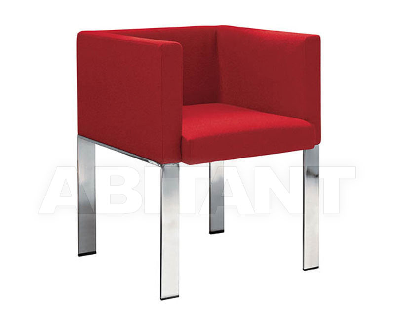 Купить Кресло Midj Sedie Cube S