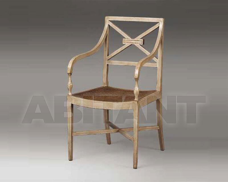Купить Стул с подлокотниками Farnesina Patina by Codital srl Exquisite Furniture S48 AR / CN