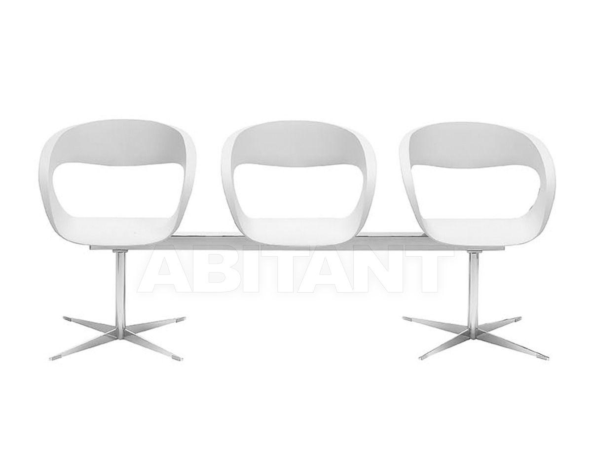 Купить Кресла для залов ожидания Midj Sedie Raff PA3-B
