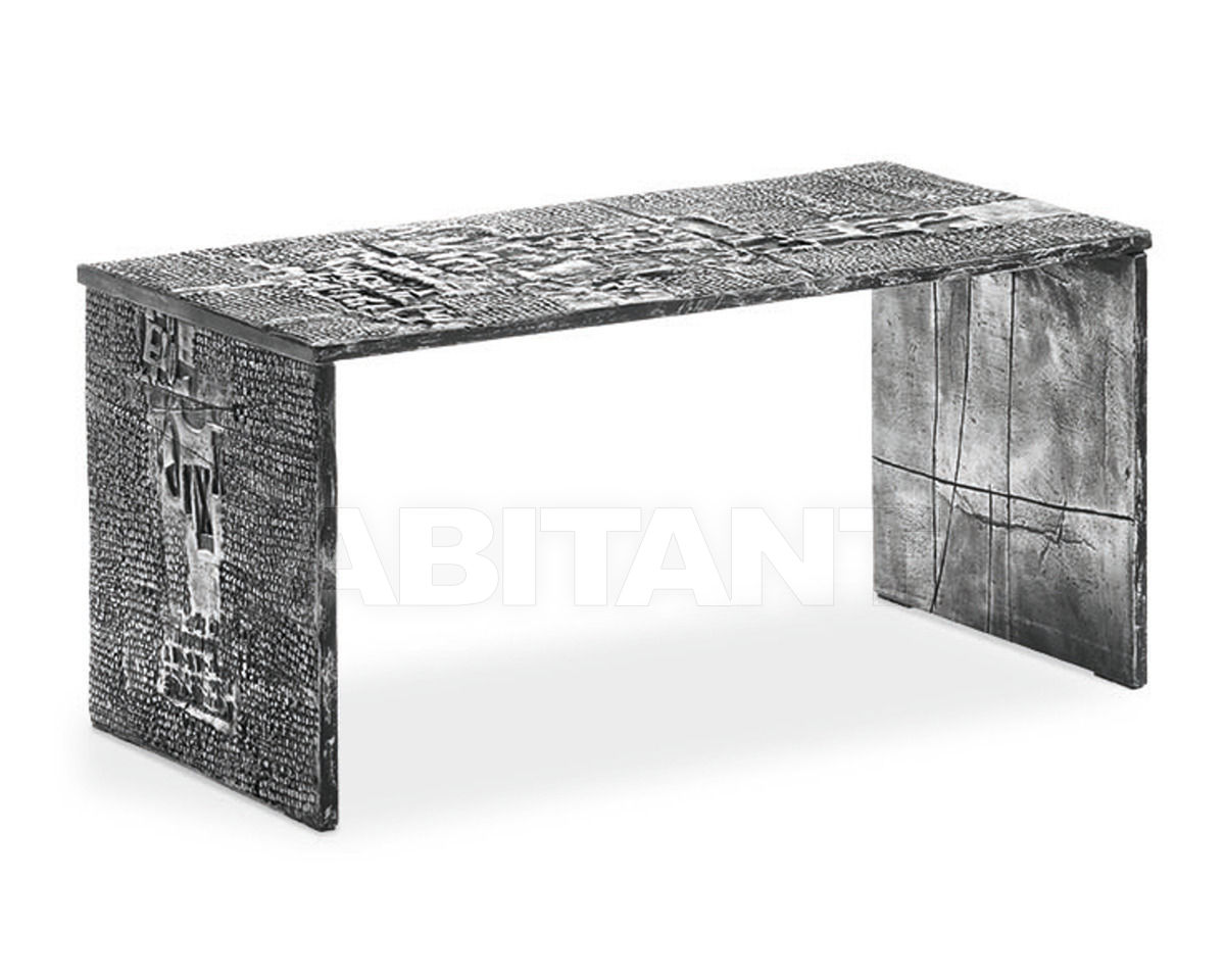 Купить Консоль Midj Tavoli Sosta etrusca PANCA alluminio
