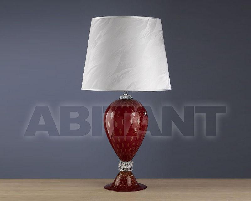 Купить Лампа настольная Artigiana Lampadari Classic 999/LG ROSSO