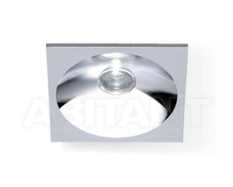 Купить Встраиваемый светильник Led Luce D'intorni  Incassi Da Interni DEM Q 4