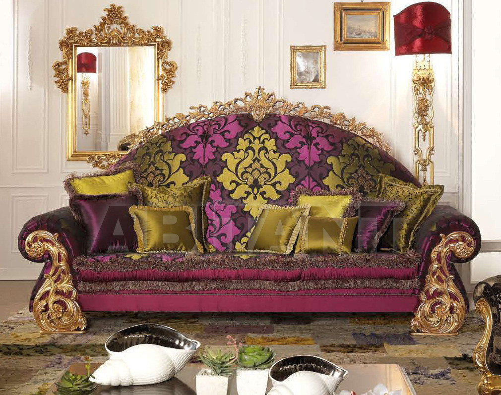 Купить Диван ELNATH Asnaghi Interiors Star Collection SC8103