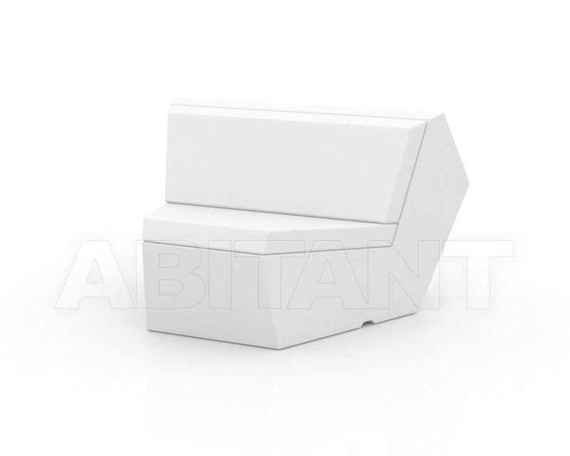 Купить Кресло для террасы Vondom Yard 54010