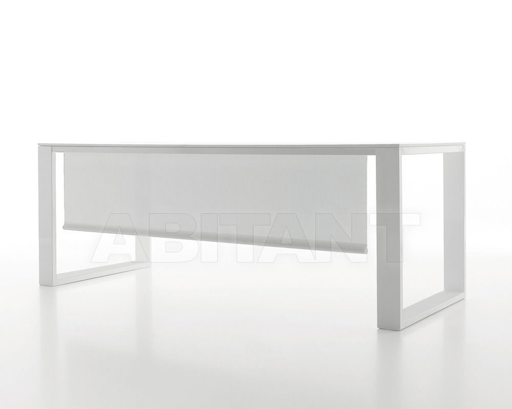 Купить Стол письменный Viccarbe Tables LE180B + LEF160B