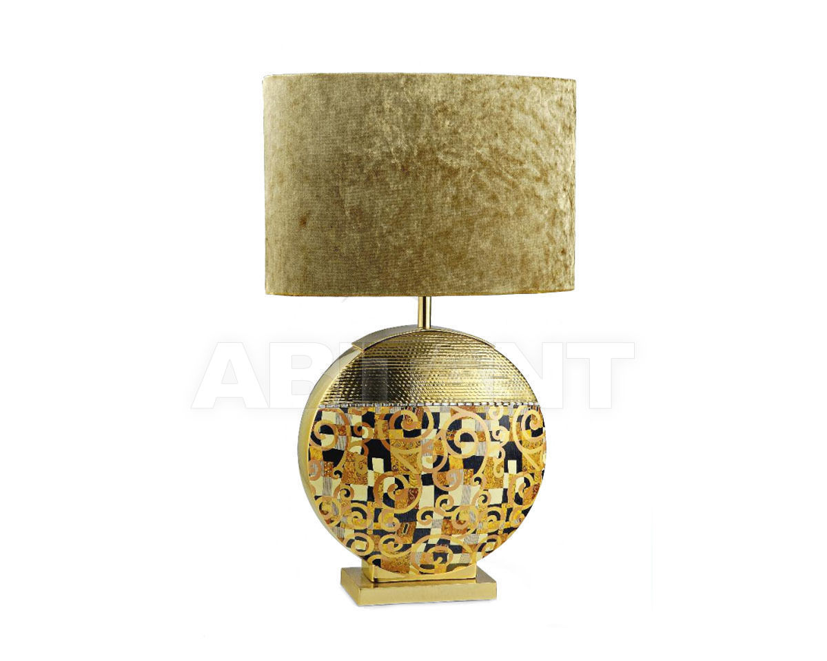 Купить Лампа настольная Sarri Klimt 151330G N27