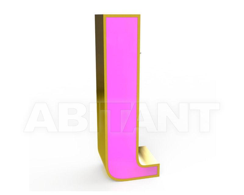 Купить Лампа напольная Delightfull by Covet Lounge Graphic Lamp l
