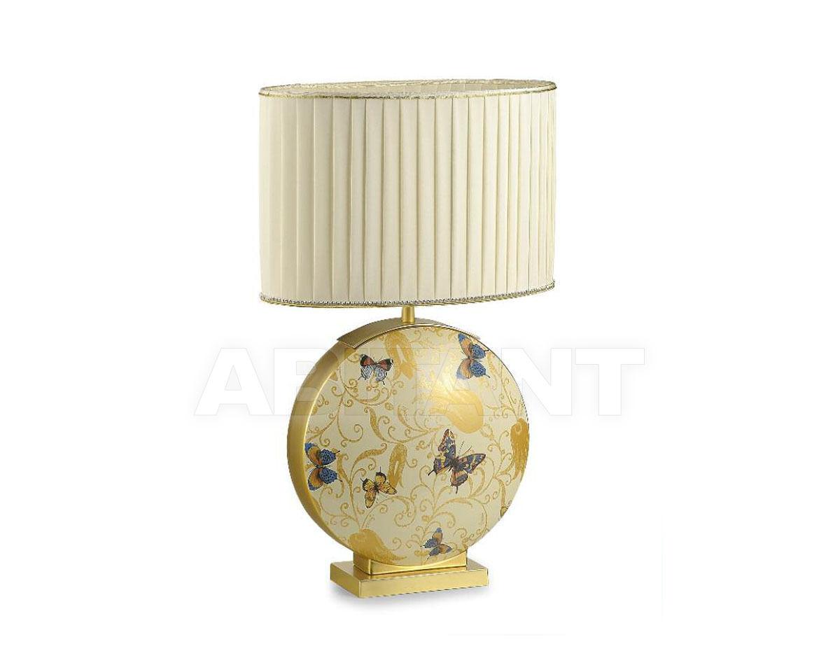 Купить Лампа настольная Sarri Papillons 151641G M51