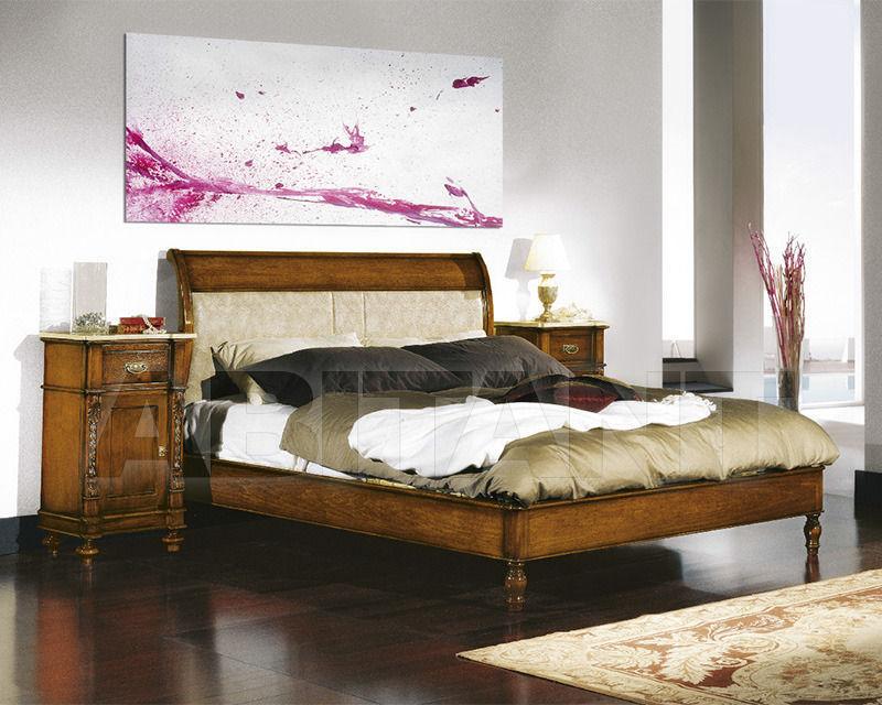 Купить Кровать 2 Elle snc di Lenzi P. e P.  Dolci Songi Sinfonia Versione noce