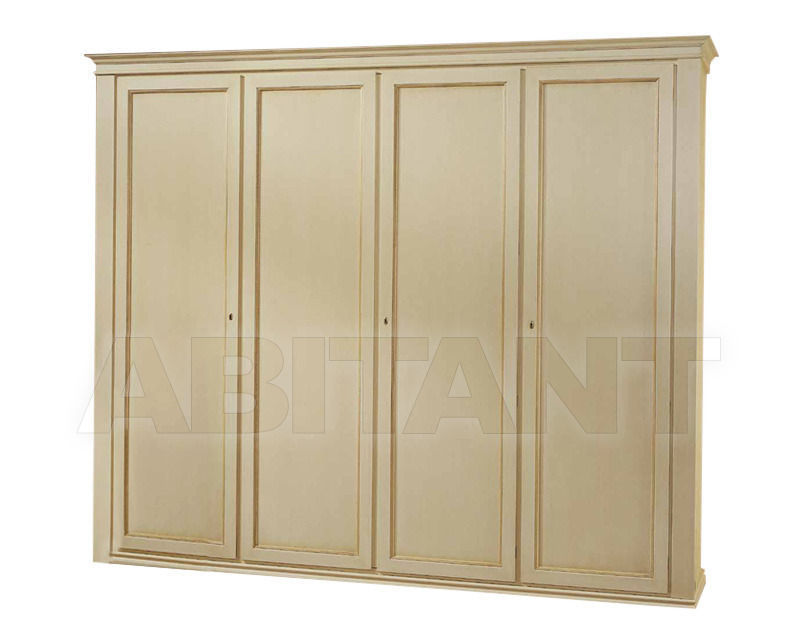 Купить Шкаф гардеробный MELISSA Granducato Arredi  Granducato MELISSA BATTENTE ANTA LARGA 4 ANTE