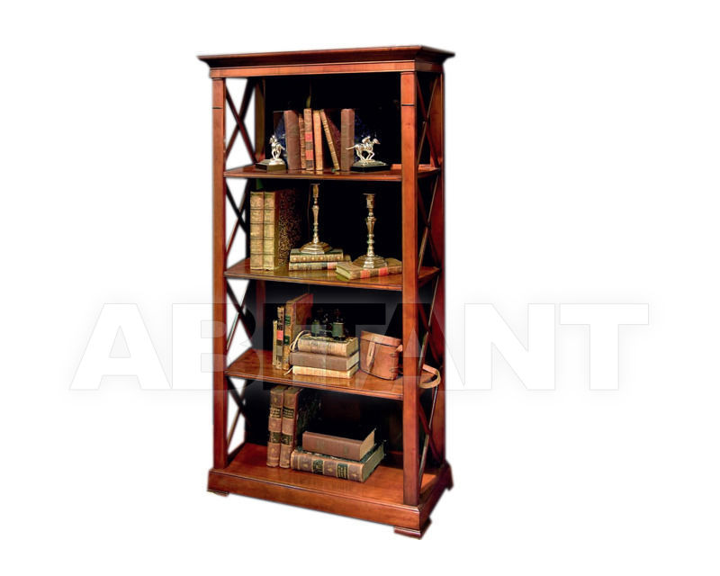 Купить Шкаф книжный Rudiana Interiors Cadoro C028
