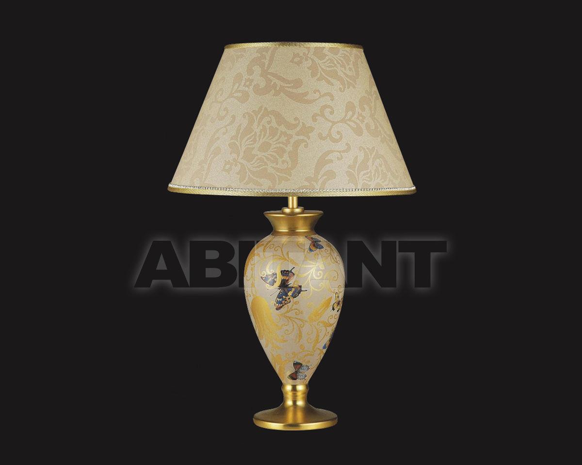 Купить Лампа настольная Sarri Papillons .96640G M39