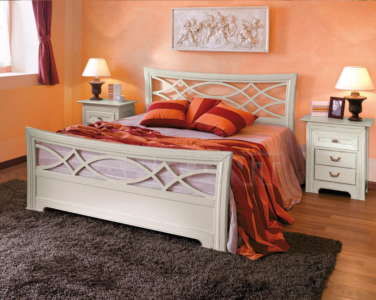 Купить Кровать Tonin Casa Glamour 1540