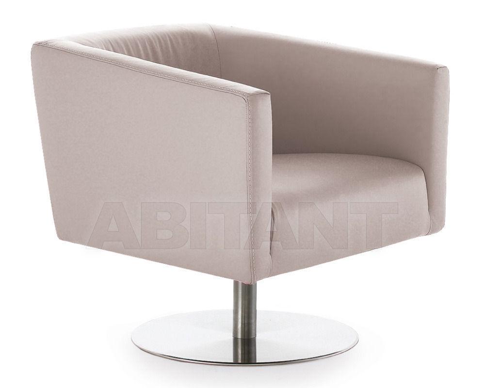 Купить Кресло Nicoline Picolla Sartoria PLANET CON BASE Poltrona Girevole