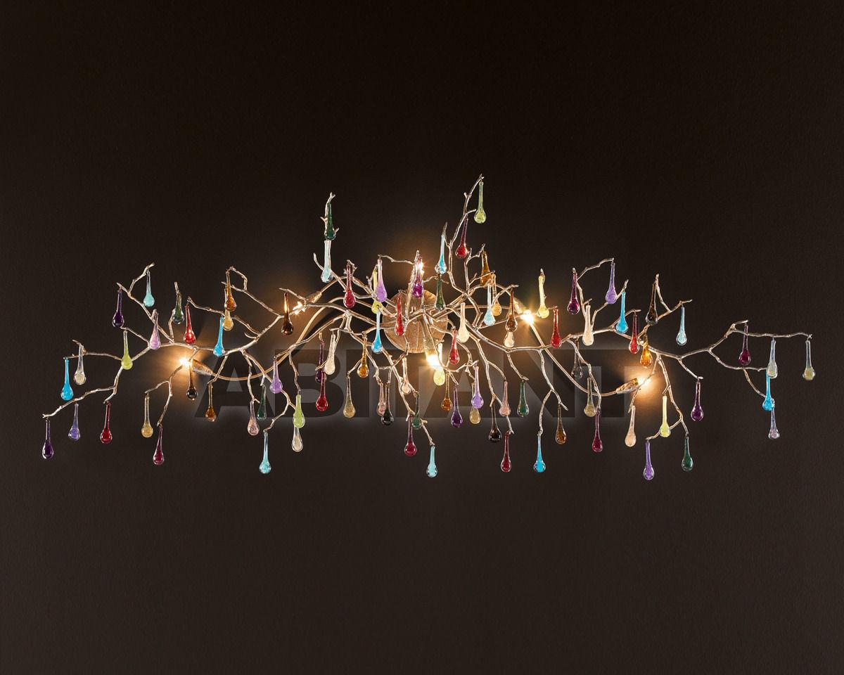 Купить Светильник настенный Serip Noveltys AP 1425/6 Color Glasses
